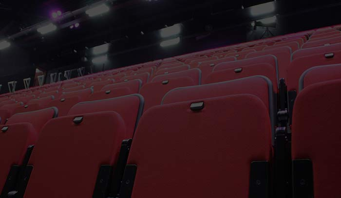 Find your arena seat for the Scunthorpe Theatres