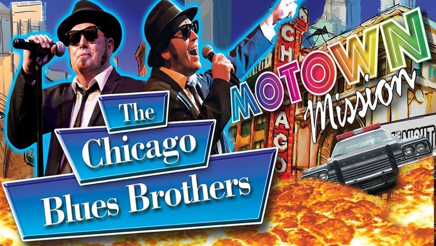 "The Chicago Blues Brothers "" The Motown Mission"