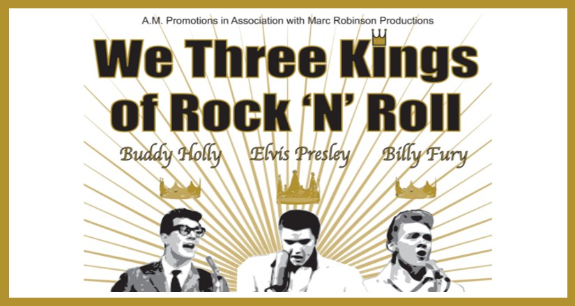 We Three Kings of Rock and Roll