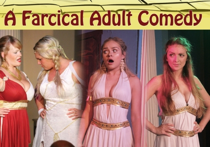 The Adult Panto - ROMAN ROMP