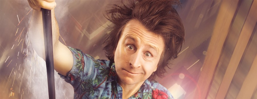Milton Jones - Milton Impossible