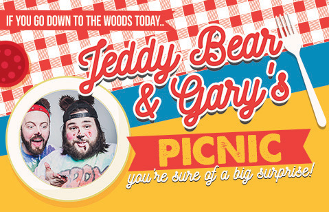 Jeddy Bear and Gary's Picnic