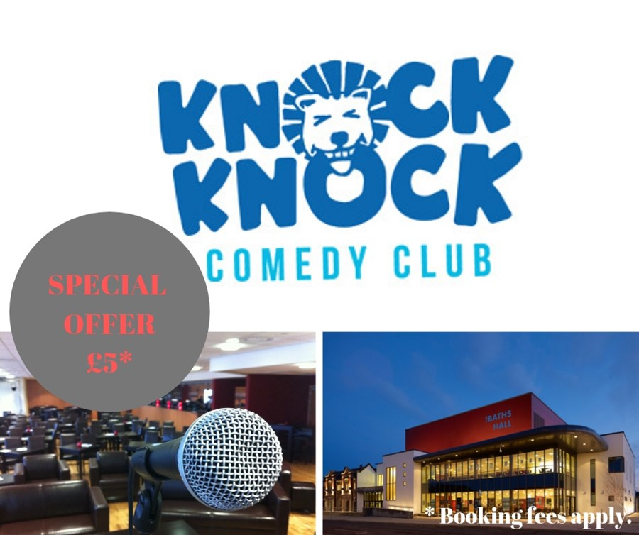 Knock Knock Comedy Club