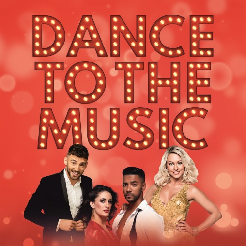 Dance to the Music - Starring Jake Quickenden, Kristina Rihanoff, Marcella Solimeo & Dylon Daniels