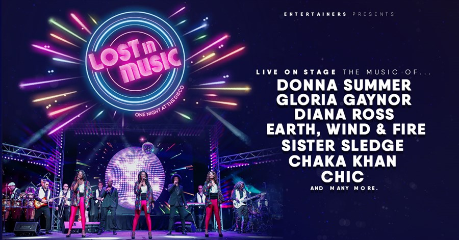 Lost In Music - One Night at the Disco 2021