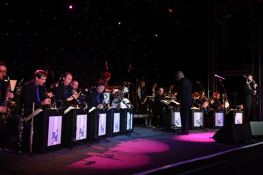 Nick Ross Orchestra present the Glenn Miller and Rat Pack era